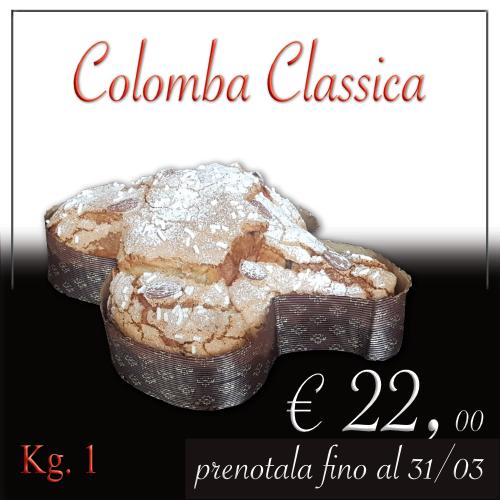Colomba Classica da 1kg