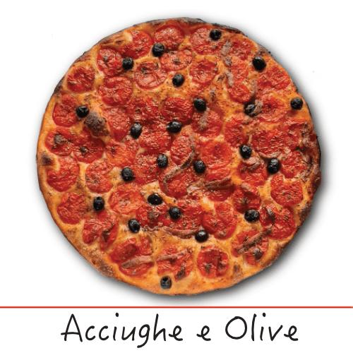 focaccia pugliese acciughe e olive